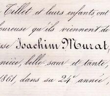 Blanche Alix Marion Joachim Murat Sablonville 1861