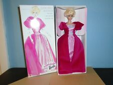 BARBIE VINTAGE 1963 Sophisticated Lady Reproduction Blonde Bubble Cut LE 1999
