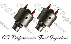 TBI Flow Matched Fuel Injector Set (2) for 99 Volvo Penta 5.7 Lifetime Warranty