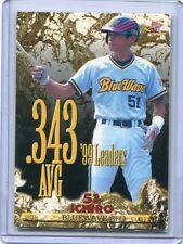 2000 BBM Ichiro No.3 Japanese card