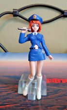 Anime Girl Figure Cute Sexy Police Girl Z Hime Sunrise