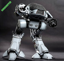 READY HOT TOYS 1987 ROBOCOP ED-209 SOUND EFFECT 350MM 1/6 2013 NEW MISB