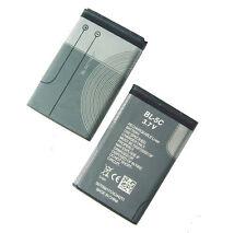 100% Genuine Original Nokia C2 01 C2 02 C2 03 E50 E60 N-Gage BL-5C Battery