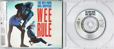 "Wee Papa Girl Rappers - Wee rule - 3"" Mini CD INCH - Ragamuffin Mix"