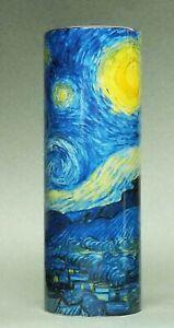 LA NUIT ÉTOILÉE  Starry Night Vase Vincent van Gogh Parastone VAS01GO