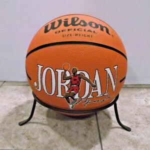 Wilson 1990's Basketball NBA Michael Jordan Basketball New