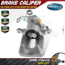 Brake Caliper Rear Left for Citroen C2 C3 C4 DS3 Peugeot 207 208 4400.P4 4400.W5