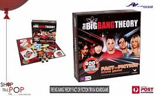 The Big Bang Theory Fact or Fiction Trivia Board Game - Cardinal Games Complete