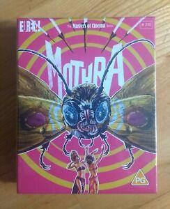 Mothra - Blu-Ray Eureka Masters of Cinema MoC OOP Limited Edition English NEW