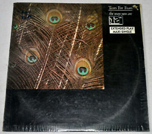 """Philippines TEARS FOR FEARS The Way You Are 12"""" EP Record"""