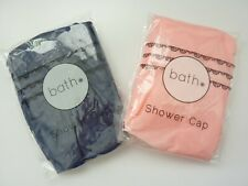 2 Shower Caps NEW in PACK