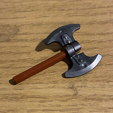 Lego - BATTLE AXE - weapon - thor - viking - new - genuine lego -