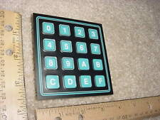 Grayhill - Keypad - Dtmf - 16 Button - X/Y - With Bezel