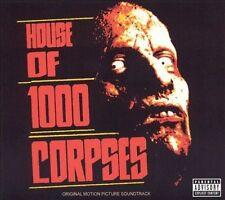 House Of 1000 Corpses (Rob Zombie), , Very Good Explicit Lyrics, Soundtrack