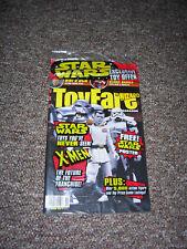 Toy Fare Magazine - OCT 1998 WCW & WWF - STAR WARS - X-MEN DAYS OF FUTURE PAST