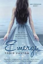 EMERGE - EASTON, TOBIE - NEW HARDCOVER BOOK