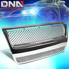 06-10 FORD EXPLORER U251 SUV CHROME ABS PLASTIC FRONT BUMPER SPORT GRILL/GRILLE