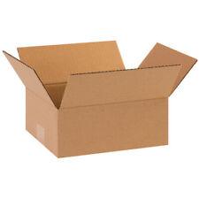 8 X 6 X 2 Flat Corrugated Boxes 25bundle Brown Shippingmovingpacking Boxes