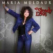 Muldaur, Maria - Steady Love CD NEU OVP