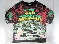 Led Zeppelin Houses Of The Holy T-Shirt, XL/TG, Winterland, 1992 Myth Gem, vtg