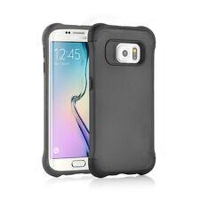 Sooper Cool Protective Hybrid Cover Case for Samsung Galaxy S6 Edge Black SC