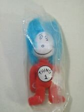 "DR SEUSS THE CAT IN THE HAT THING 1 MINI 4"" PLUSH KELLOGGS CEREAL PREMIUM"