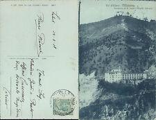 VILLANOVA,VAL D'ELLERO.VIAGGIATA 1918 -F.P.PIEMONTE(CN)44046