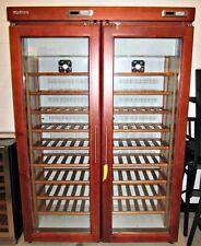 Infrico EVV200MX Wine Cellar Merchandiser Dual Temp Cooler