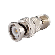 BNC-TNC adapter BNC Plug male to TNC Jack female straight Adapter Connector