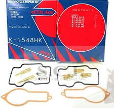 HONDA XR350 XR350R KEYSTER CARBURETOR CARB REBUILD REPAIR KIT 1983 - 1984