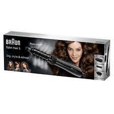 Braun Satin Hair 5 Airstyler Warmluft Lockenbürste Glättungsbürste Stylingbürste