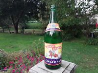 Vintage Pop Bottle. Private Brand Beverages Ltd. 30 Fl Ozs.Royal Charger Ginger
