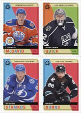 17/18 O-PEE-CHEE OPC BOX BOTTOM CONNOR MCDAVID QUICK STAMKOS BRENT BURNS