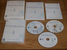 DREAMFALL THE LONGEST JOURNEY Limited Edition PC DVD Game + Art Book + CD