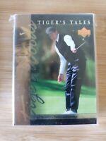 TIGER WOODS ROOKIE 2001 Upper Deck Tiger's Tales COMPLETE 30 card SET TT1-TT30
