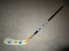 JARI KURRI Edmonton Oilers SIGNED Autographed Hockey Stick COA Hall of Fame