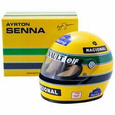 F1 CASQUE HELMET 1/2 AYRTON SENNA WILLIAMS RENAULT 1994 !