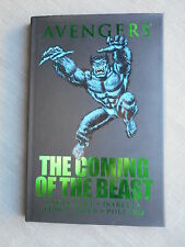 AVENGERS COMING OF THE BEAST HARD COVER VO NEUF/ MINT