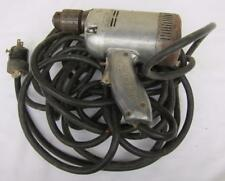 Vintage Mall Tool Co. Electric Mall Drill Runs Needs Cleaning Model 380(?)