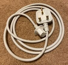 3 Pin UK Mains Power Cable 10A Curly