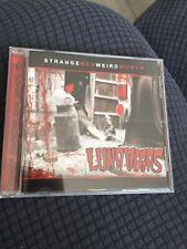 Luna Vegas-strange Men Weird Women Cd/psychobilly