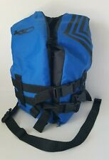 New listing Exxel Outdoors X2O Life Jacket Child ~ Type Iii Pfd ~ 30-50lb Pre-owned