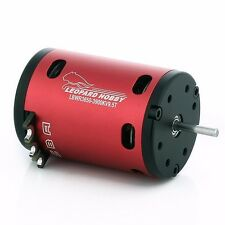 Leopard Brushless Sensored 540 Size Motor 3900Kv 9.5T 2-Pole for 1:10 RC Cars