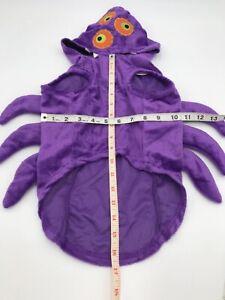 Martha Stewart Pets Purple Mutant Monster Halloween Costume