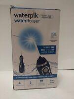 Waterpik Cordless Advanced Water Flosser Classic Blue WP-563CD - NEW.