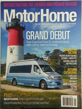 Motor Home Sept 2017 Grand Debut New Cape Cod Class B RV Travel FREE SHIPPING sb