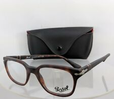 Brand New Authentic Persol Eyeglasses 3093-V 9001 48mm Handmade Italy 3093 Frame