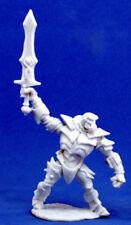 1 x BATTLEGUARD GOLEM - BONES REAPER miniature rpg armored plate construct 77168