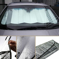 CAR FRONT RIGID WINDSCREEN SUNSHADE SUN SHADE Visor SCREEN COVER-LARGE 130*60cm