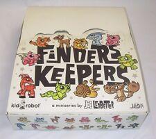 Joe Ledbetter FINDERS KEEPERS Complete Full Set Kidrobot JLED Vinyl KR Toys Art